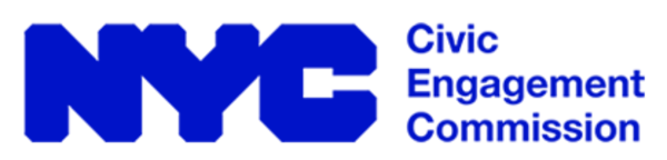 NYC Civic Engagement Commission (CEC)'s official logo